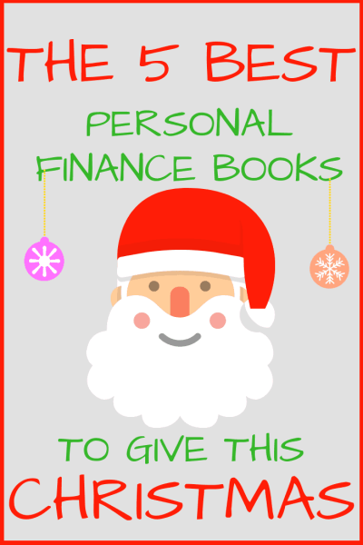 The 5 Best Personal Finance Books to Gift this Christmas