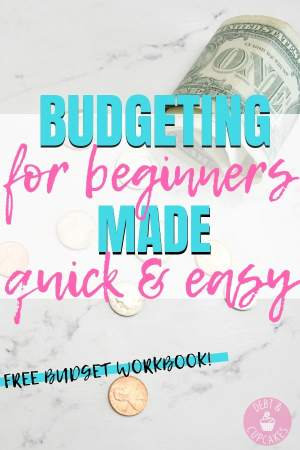 Budgeting for beginners made quick and easy