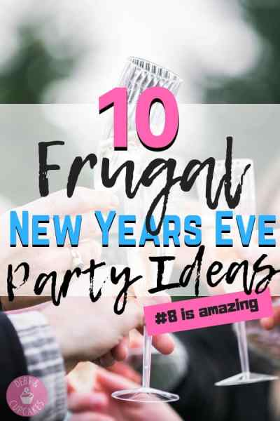 10 frugal new years eve party ideas
