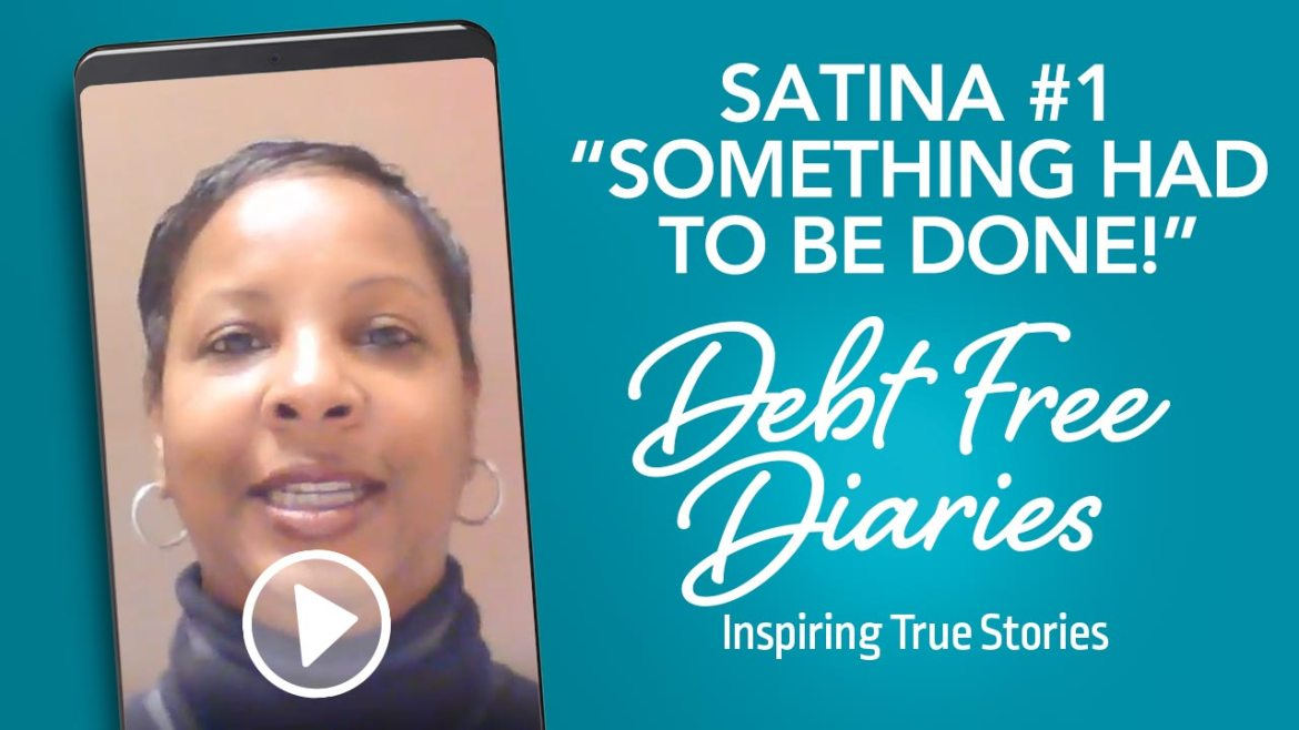 Satina Explains How the Start of Her Debt Free Journey Was Hard (Ep. 1)