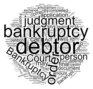 Bankruptcy Debt Recovery Qld