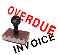 customer refuses to pay invoice
