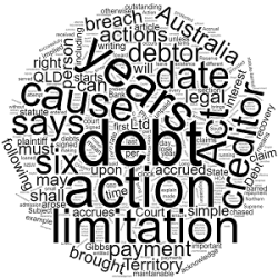 How Long can a Debt be Chased in Australia?