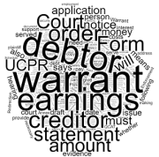 Enforcement Warrant for Redirection of Earnings - Complete Guide Qld