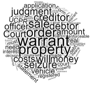 Enforcement Warrant for Seizure and Sale of Property - Complete Guide