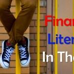 financial literacy in the UK , shocking statistics
