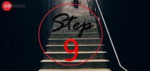 Debt mastery program – Step 9: Write your vision