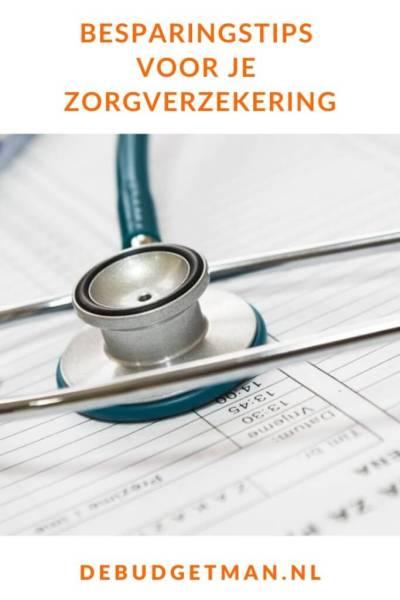 Tips voor je zorgverzekering #Besparen #zorgverzekering #DeBudgetman
