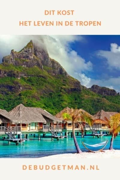 Dit kost het leven in de tropen#5opreis #travel #reizenmetkids #DeBudgetman