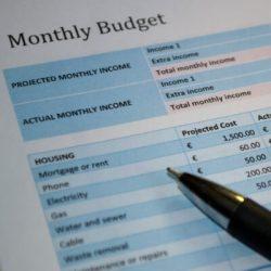 Hoe stel je een maand budget op #debudgetman.nl