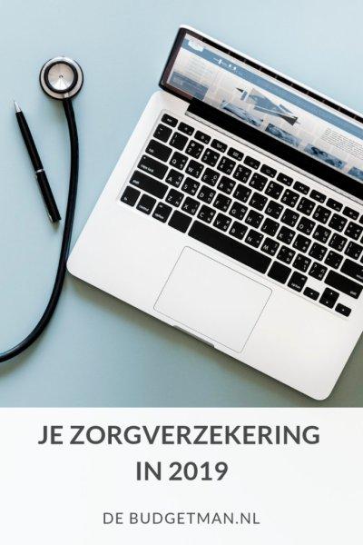 Tijd voor je nieuwe zorgverzekering in 2019; DeBudgetman.nl