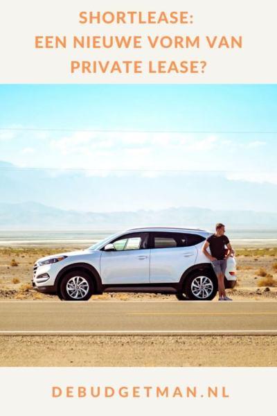 Shortlease: nieuwe vorm van private lease? #lease #shortlease #DeBudgetman