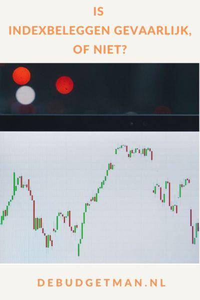 Is indexbeleggen gevaarlijk, of niet? #indexbeleggen gevaarlijk #beleggen #geld #DeBudgetman