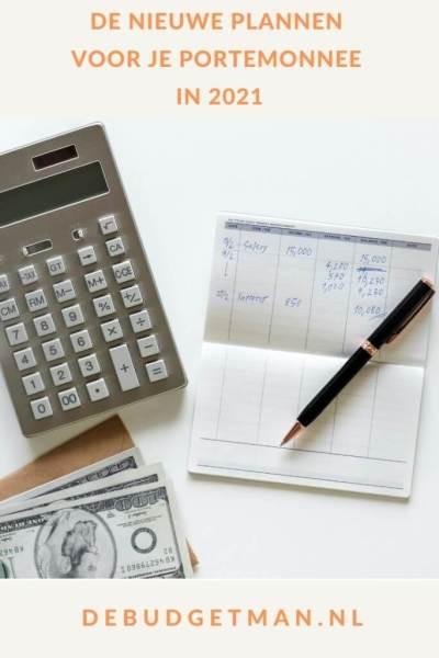 De nieuwe plannen voor je portemonnee in 2021 #inkomen #huishouden #koopkracht #DeBudgetman