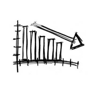 5 Tips voor als de beurs daalt; beurscrisis; DeBudgetman.nl