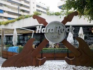 hard rock cafe marbella
