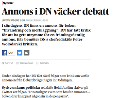DN and anti-immigration falsehoods