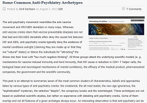 Debunking anti-psychiatry