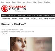 Bliss on disease