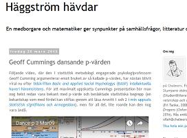 Häggström again