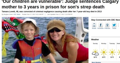 Convicted Quack Who Killed Her Son Gets 3 Years in Prison