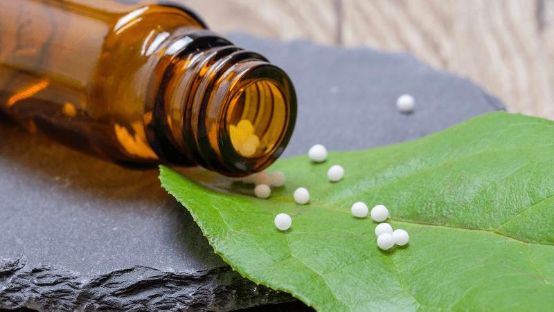 Useless homeopathy pills