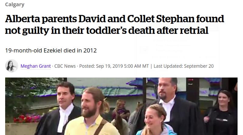 No justice for Ezekiel Stephan