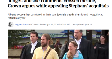 Crown Appeal Begins For Quack Parents Acquitted For Letting Their Son Die of Meningitis