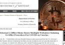 Scam Websites Push Fake Bitcoin Preorders for Coronavirus Vaccine