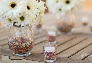 flores para festa de debutante