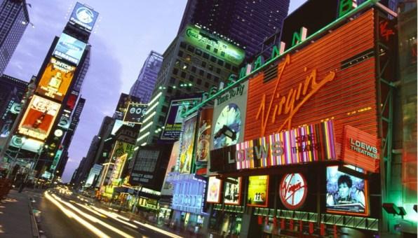 Nova York - Time Square
