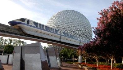Orlando - Spaceship Earth - Disney