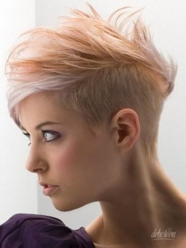 penteado sidecut