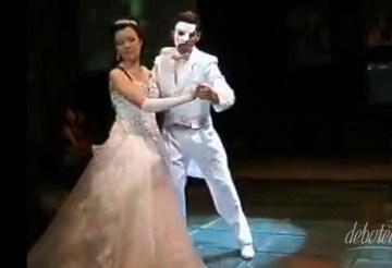 Coreografia Fantasma da Ópera