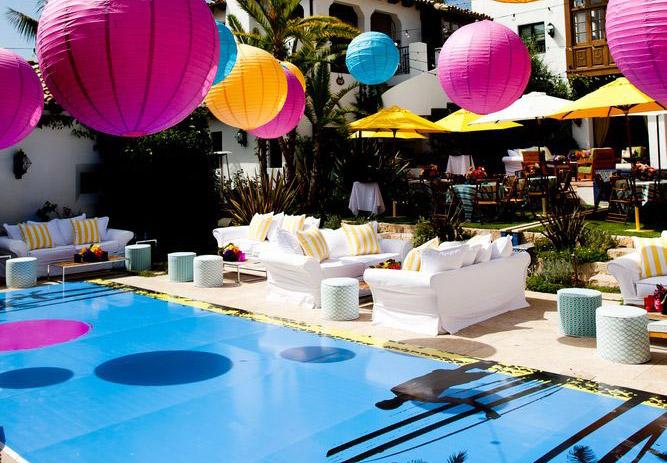Festa Na Piscina Pool Party Debuteen O Blog Da Debutante