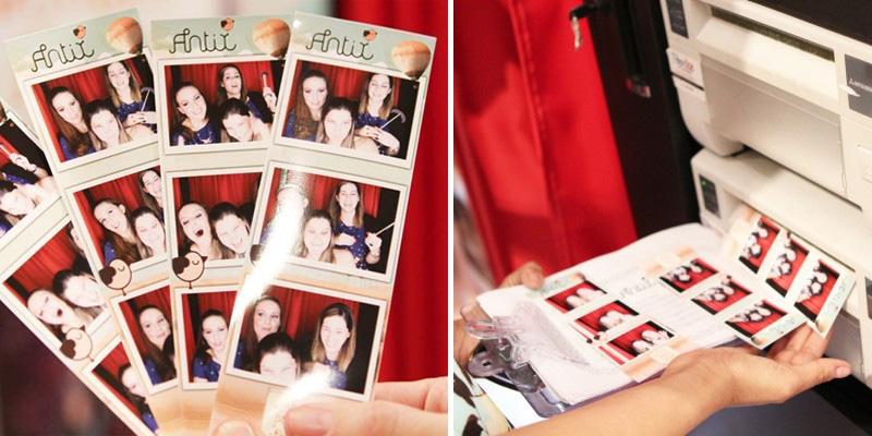Cabine de fotos