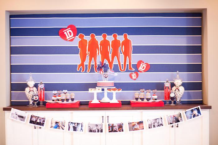 Festa One Direction