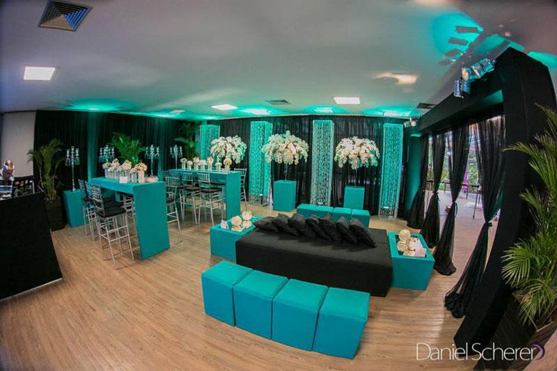 Lounge para festas