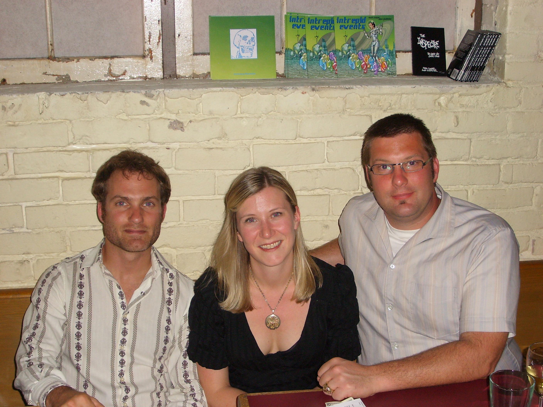 Josh Weil, Rebekah Anderson, Mark Cooper