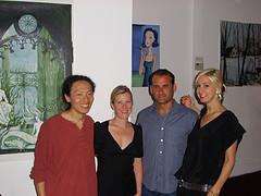Sung J. Woo, Rebekah Anderson, Andy Raskin, Rykarda Parasol