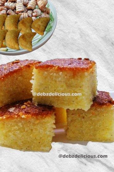 Goan Baath / Batica / Batk, How to Make Goan Baath Cake Recipe