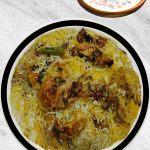 Hyderabadi Dum Biryani, Chicken Dum Biryani, How to Make Hyderabadi Chicken Biryani