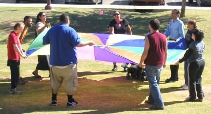 Parachute games_0