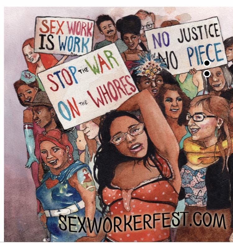 S F Sex Work Film Fest