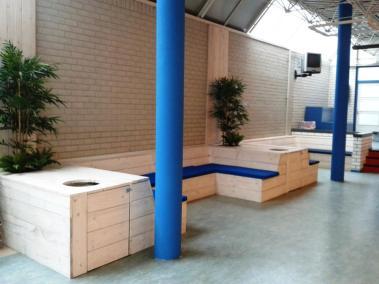meubel van steigerhout