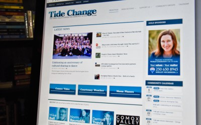 Pieter Vorster takes on TideChange community website