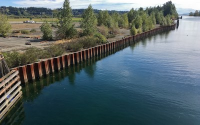 Project Watershed, K'omoks First Nations to restore sawmill site