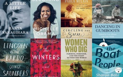 The Decafnation lists its favorite books read in 2018