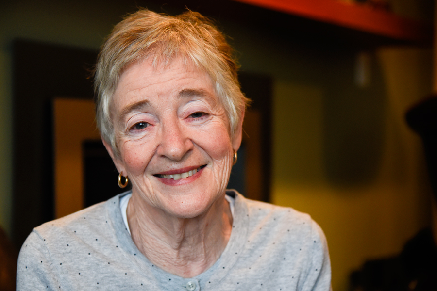 Maude Barlow: leading Canadian activist for the public's right to water