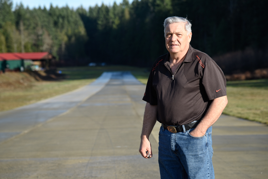 Smit Field owners, neighbours, CVRD rural directors clash over testing of drag racing cars